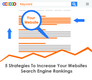 5 Strategies To Increase Your Websites
